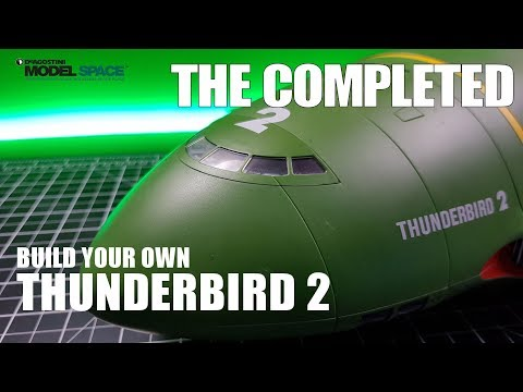 Build Your Own Thunderbird 2 - The Completed Model