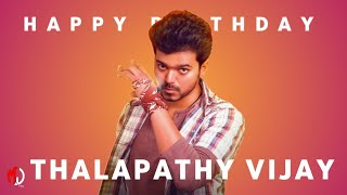 Thalapathy Vijay Birthday Special Whatsapp Status 2020 | Mass | Ft. Thalapathy Vijay