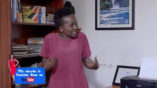 Company Policy Namunagani? Kansiime Anne. African Comedy