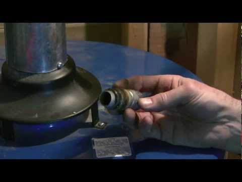 How To Repair A Weak Hot Water Heater, By Replacing The Dip Tube