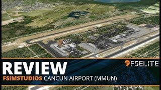 FSimStudios Cancun International Airport: The FSElite Review