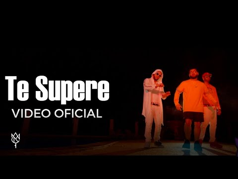 Pancho Feat. Alex Rose & Casper - Te Supere (Video Oficial)