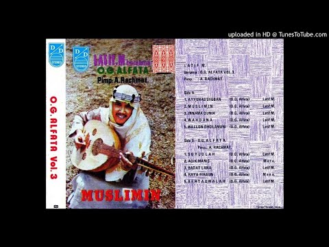 ORKES GAMBUS AL FATA [Voc. LATIF M] - Wallon Dholamuni
