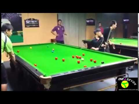 Meet Jeremy Chai young snooker talent (11 yrs old) from Malaysia