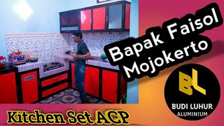 Kitchen Set Aluminium Surabaya   Gresik   Sidoarjo   Mojokerto