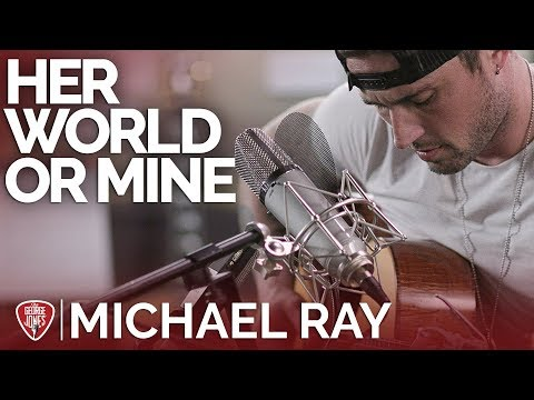 Michael Ray - Her World Or Mine (Acoustic) // The George Jones Sessions