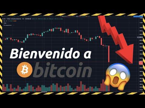 El Precio De BITCOIN Cae Duro Hoy - BTC Baja A USD 6000 (2020)