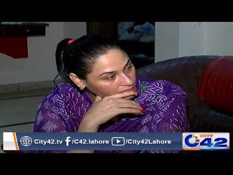 Singer Humera Arshad accuses husband of abuse