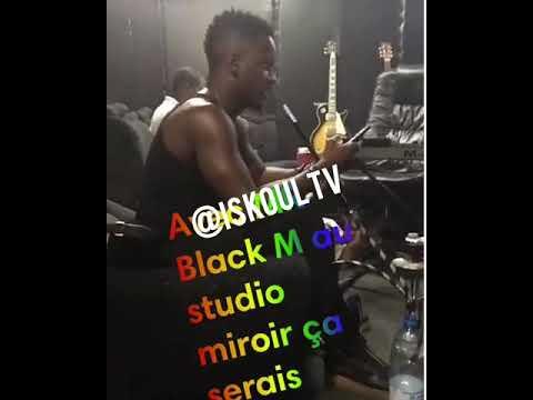 Weei Soldat feat Black M / studio
