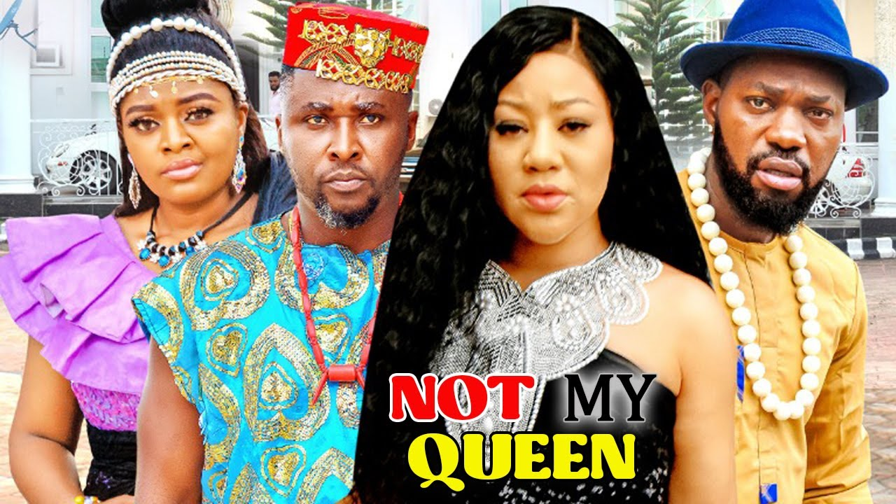 Download NOT MY QUEEN SEASON 3&4 (NEW MOVIE) - CHINENYE UBAH NEW 2021 LATEST NIGERIAN NOLLYWOOD MOVIE