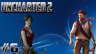 [FR] - Uncharted 2 - Among Thieves - #6 - Le Train en partance pour... - PS4 !