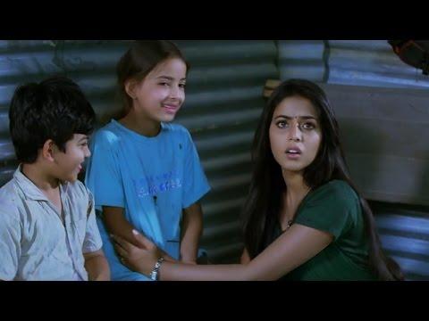 Allari Naresh Family At Slum House With Poorna Comedy Scene || Seema Tapakai