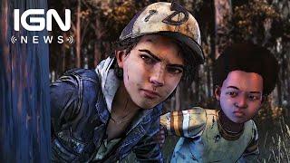 Telltale's Walking Dead Saved by Robert Kirkman's Skybound - IGN News