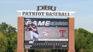 No. 25 DBU Baseball Highlights vs. No. 4 Texas Tech