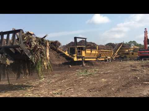 MW Horticulture Organic Compost production line