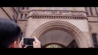 Welcome to The University of Manchester thumbnail