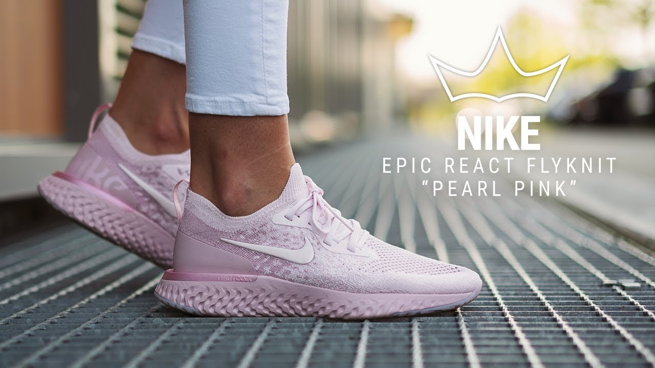 huge selection of c41cb e31a8 NIKE Epic React Flyknit