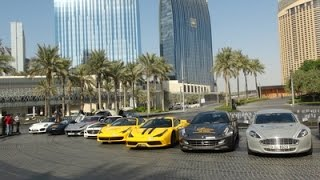 Big Boys Toys 2014 Dubai Rally!!