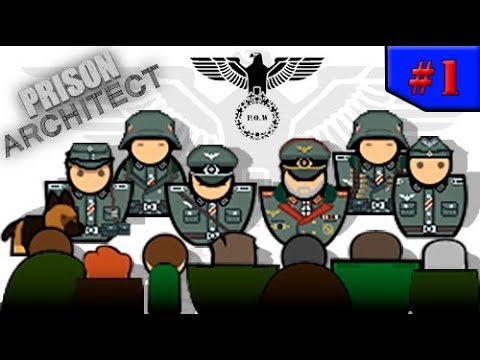 Prison Architect - VAMOS CONSTRUIR A GULAG!!! #1 (Gameplay/PC/PTBR)HD