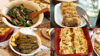 Entertaining Made Easy: A Vegetarian Menu/episode 1