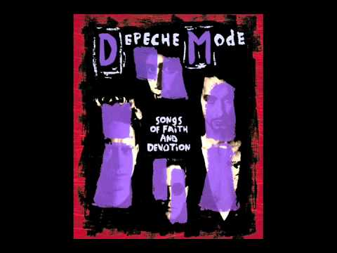 Depeche Mode - Higher Love (vinyl) HQ