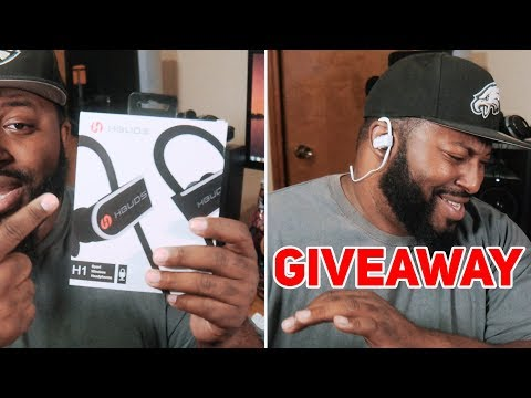 THAT BASS HITS HARD |  HBUDS H1 Wireless Sport Earbuds