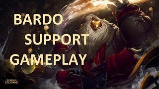 League of Legends|Bardo SUP S8|XeusGamer