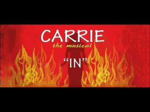 In Carrie The Musical karaoke instrumental