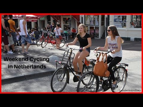 Weekend Cycling in the Netherlands | Bicycle Tour Around the Beautiful Dutch City