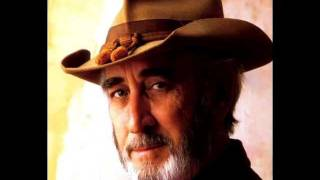 Watch Don Williams We Should Only Have Time For Love video