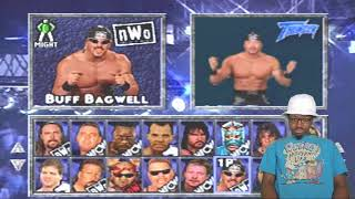 WCW/NWO Thunder - Kevin Nash Playthrough