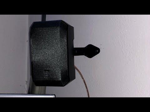 Setting Up the Yamaha Speakers [4K 60FPS]