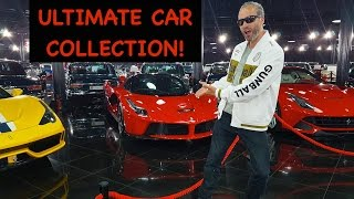The Ultimate Private Car Collection - The Tiriac Collection Romania