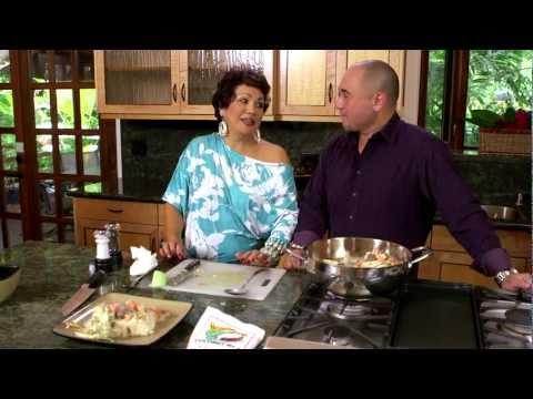 PILOT - Cooking Hawaiian Style - Episode 6 -  Lanai & Melveen Leed (Hawaiian Music Legend)