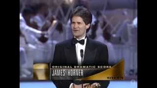 Titanic Wins Original Dramatic Score and Original Song: 1998 Oscars
