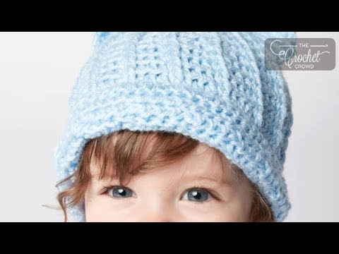 How to Crochet A Hat: Kitty Hat