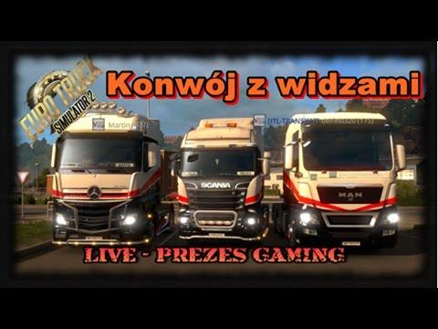 Euro Truck Simulator 2 oraz Karaoke na wesoło