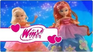 WINX FLOWER PRINCESS