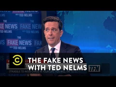 Analyzing the Troll Threat - The Fake News with Ted Nelms
