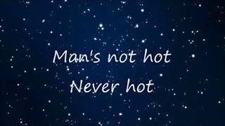 Big Shaq - Mans not hot lyrics