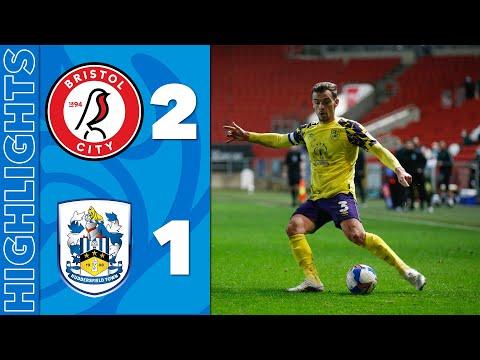 Bristol City Huddersfield Goals And Highlights