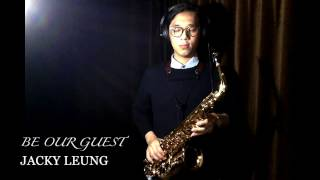 """Be Our Guest"" - Beauty and the Beast (cover by Jacky Leung)"