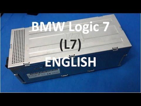 BMW Logic 7 Amplifier - How to repair L7 amplifier - BMW audio no