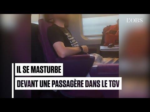 Il se masturbe dans le train, elle le filme pour dénoncer from YouTube · Duration:  1 minutes 44 seconds