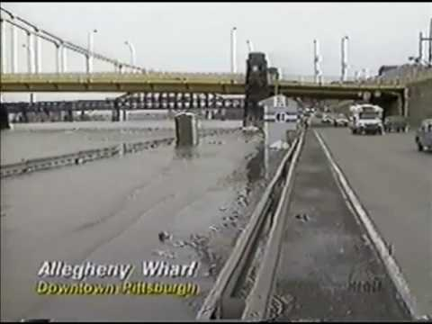 Pittsburgh Flood of 1996 - Part 1