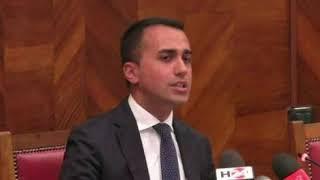 Intervista a Luigi Di Maio