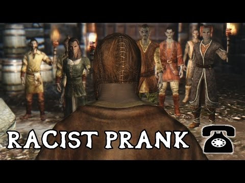 Racist Nord Prank Call - Prank Call Machinima