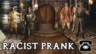 Racist Nord Prank Call - Prank Call Machinima