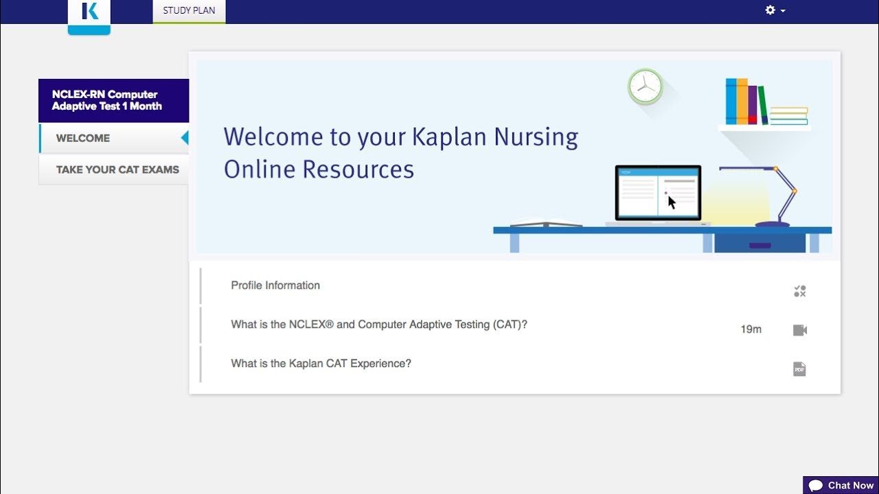 Kaplan's NCLEX® Computer Adaptive Test