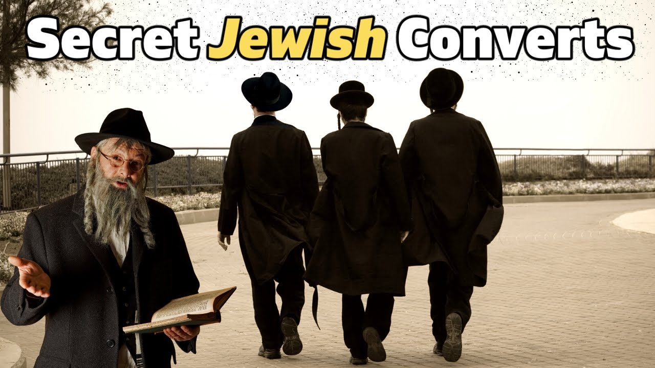 Secret Group of Jewish Converts to Islam inside ISRAEL